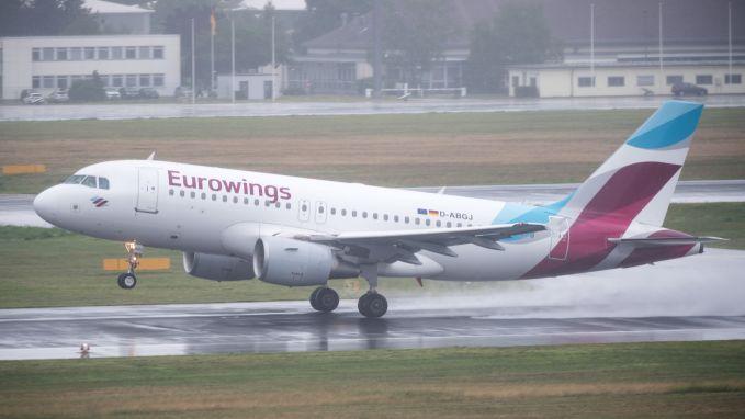 Brussels Airlines vliegt voor Eurowings