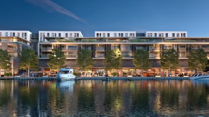 """""""Schat, ik ben even met de boot naar de supermarkt!"""": vanaf 2020 realiteit in Hasselt"""