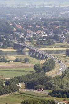 Kans op vierbaans Rijnbrug tussen Rhenen en Kesteren