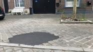 Sluipverkeer loopt de spuigaten uit in Oud-Rekem: kasseien moeten wekelijks vervangen worden