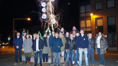 Kerstmarkt Hooglede met 15 standjes en geluidsarm vuurwerk