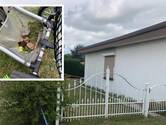 Familie in shock na brandende kinderwagen met fosfor-stenen: 'Het was écht kantje boord'