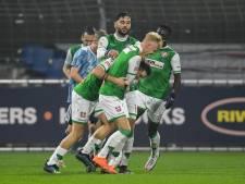 Hekkensluiter FC Dordrecht leeft weer na knappe zege op Jong Ajax