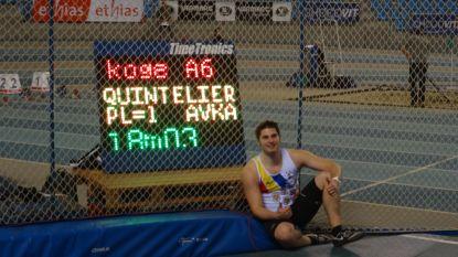 Kogelstoter Matthias Quintelier sportman van het jaar in Wommelgem