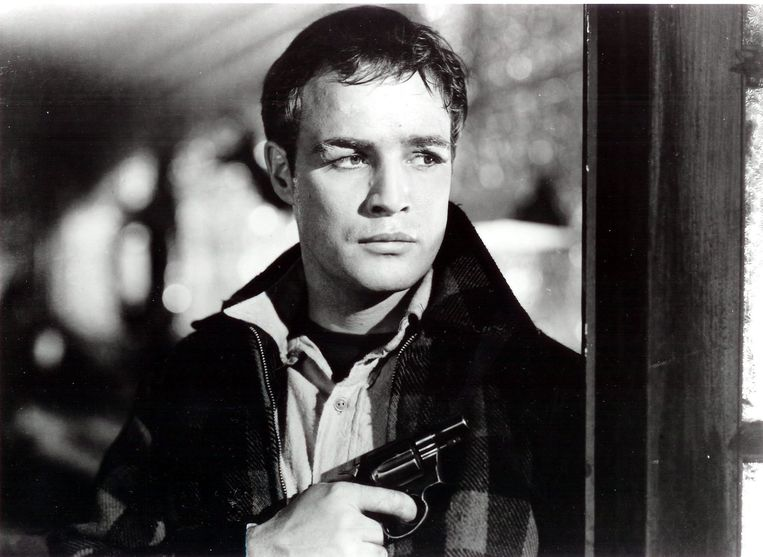Marlon Brando in de film The Waterfront (1954). Beeld EPA