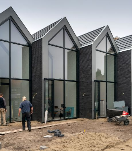 Project tiny houses Dongen van de baan
