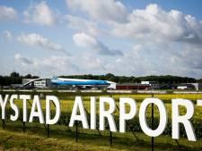Plan van D66 Zwolle tegen Lelystad Airport mislukt