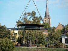 Drijvend kunstwerk als uithangbord Vestingstad Doesburg