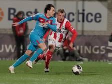 TOP Oss met lege handen na met rellen ontsierd duel met FC Twente