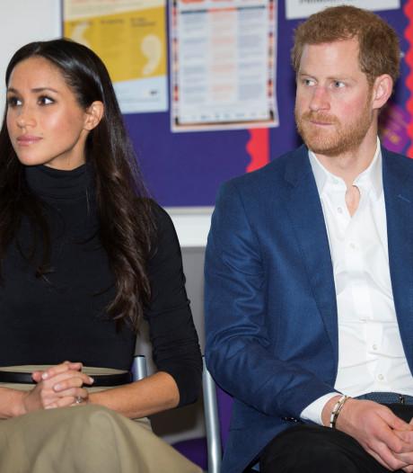 Harry en Meghan doen afstand van titels en krijgen geen toelage meer voor plichtplegingen