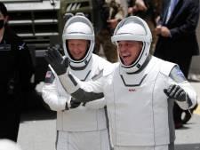 La capsule habitée de SpaceX reviendra sur Terre le 2 août
