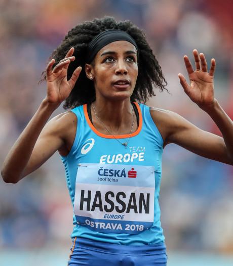 Hassan niet op shortlist wereldatlete van het jaar
