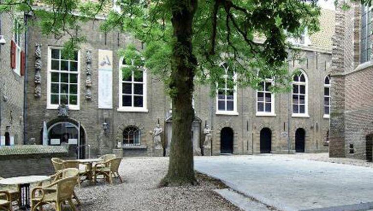 MuseumgoudA Beeld