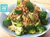 Spaghetti met ansjovis en broccoli