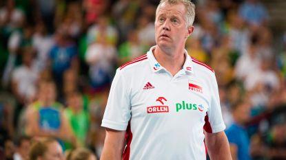 Geen finale voor Vital Heynen met Polen op EK volley
