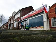 Het 'Open'-bordje van deze Poolse supermarkt mag blijven hangen