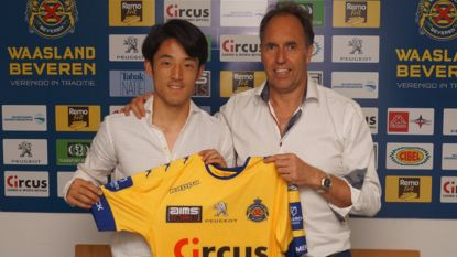 Waasland-Beveren haalt Japans international Ryota Morioka