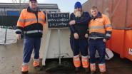 Containerparken gratis voor huisvuil door aanhoudende staking Verko