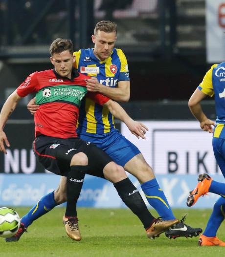FC Oss en NEC verlengen samenwerking voor tenminste één seizoen
