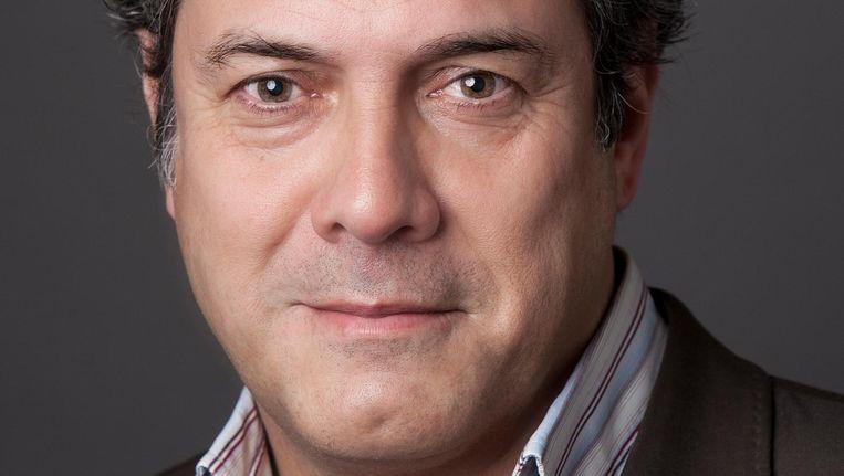 Ivar Manuel is stadsdeelvoorzitter in Amsterdam-Oost Beeld Suzanne Blanchard
