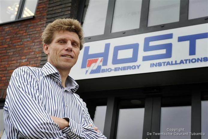 Directeur Herman Klein Teeselink van HoSt (2011)