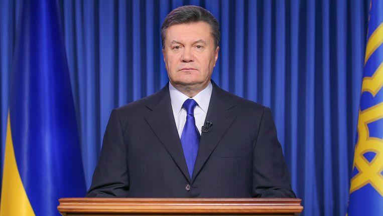Viktor Janoekovitsj.