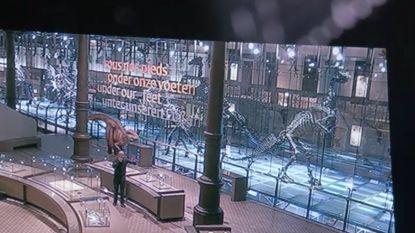 """PREVIEW. Staf Coppens brengt dinosaurussen tot leven in 'Dat Belooft Voor Later': """"Help, ik ben bang!"""""""