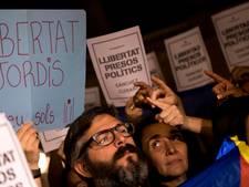 Catalaanse leiders afscheidingsbeweging in de cel