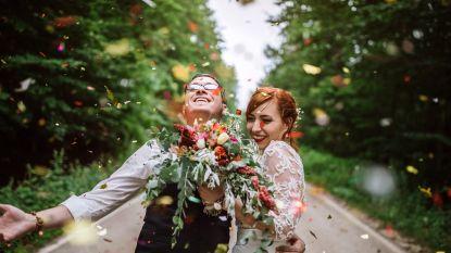 6 op de 10 koppels willen liever een klein huwelijk met weinig gasten dan het feest uit te stellen