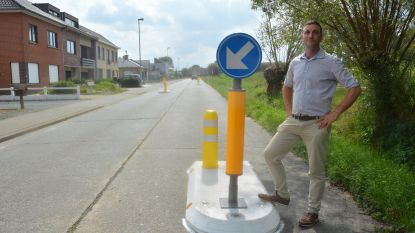 Stad breidt verplaatsbare snelheidsremmers uit om sluipverkeer tegen te gaan
