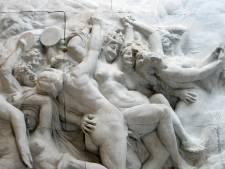 Porno uit het 'stenen tijdperk' in hartje Brussel
