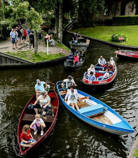 Gieters Belang peilt mening inwoners over omstreden vaarbeleid Giethoorn: meer tijd nodig