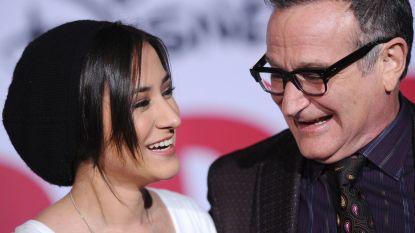 Dochter Robin Williams in de clinch met zoon Donald Trump
