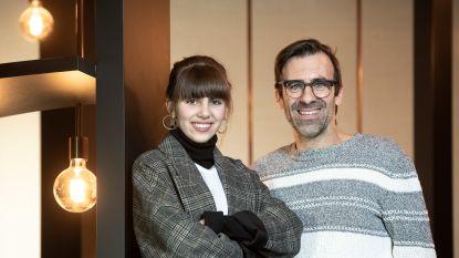 """Jan Schepens en dochter Manou spenderen veel tijd samen door hun rol in 'Daens': """"Ik doe heel hard mijn best om een goede papa te zijn"""""""