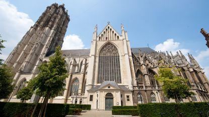"""105 rookmelders in Sint-Romboutskathedraal moeten Notre-Damescenario voorkomen: """"Eerst de mensen, dan de kunstwerken"""""""