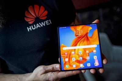 Huawei neemt het op tegen Samsung met verbeterde versie vouwbare Mate XS