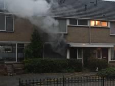 Kapotte tv zorgt voor brand in Alphen