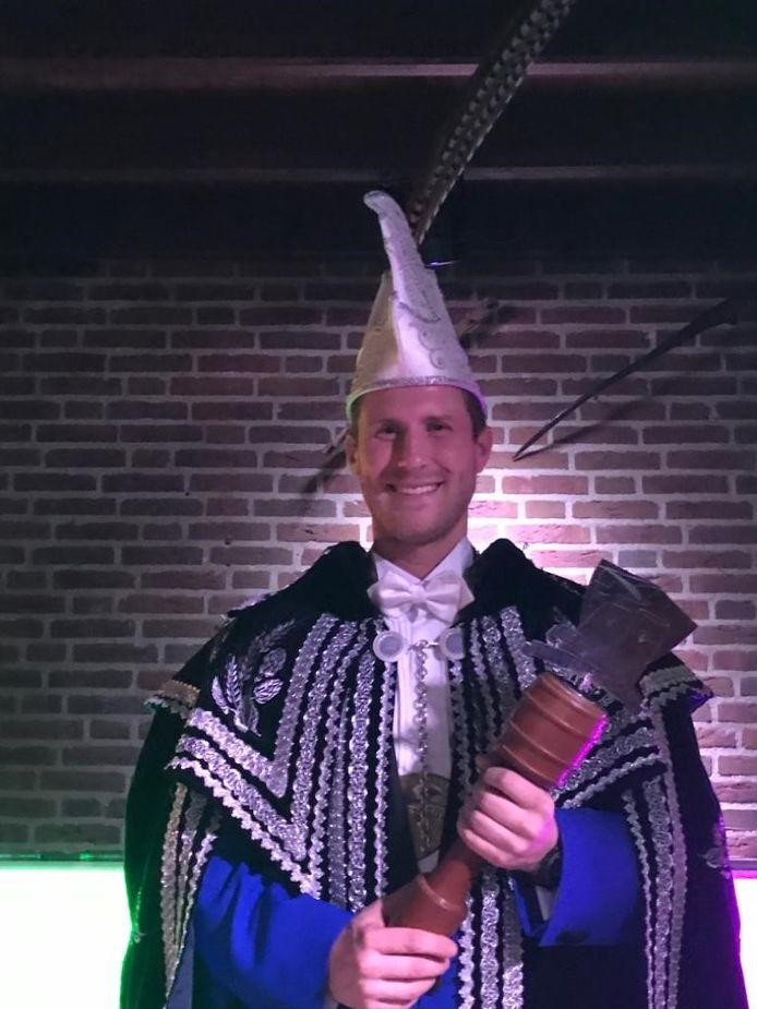 Prins Heerlijk van Brouwersgat: Rob van Bommel.