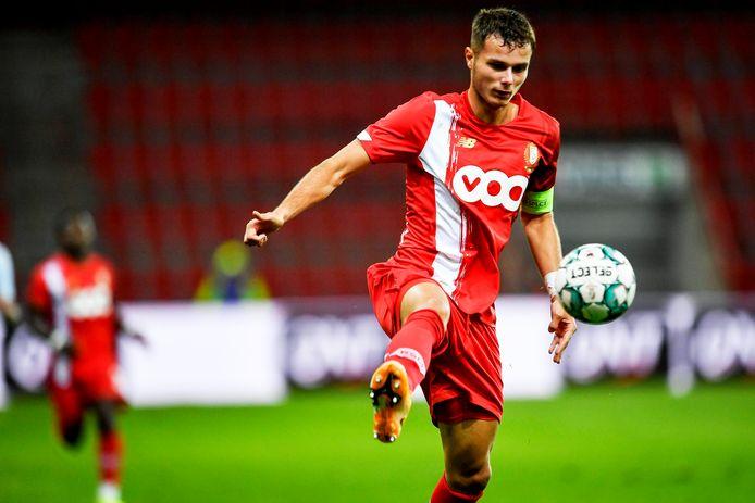 Zinho Vanheusden, kapitein van de Rouches.