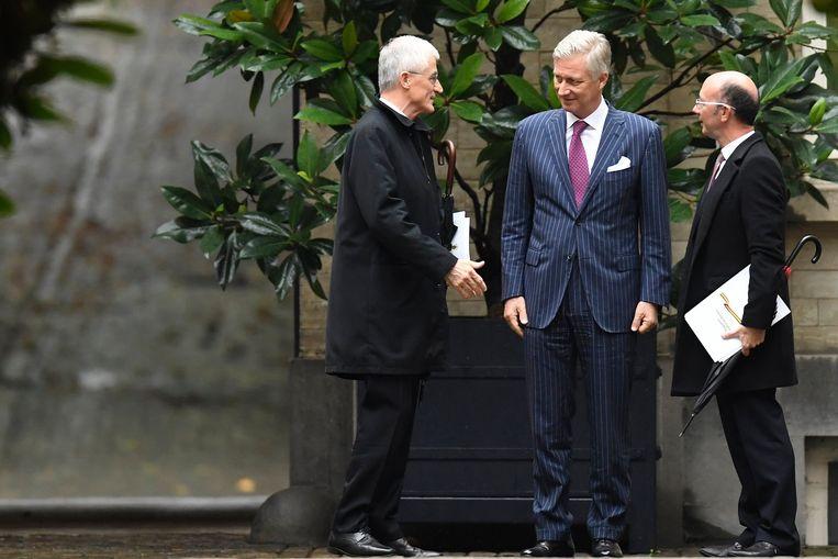 Ook Geert Bourgeois (N-VA) en Rudy Demotte (PS) hebben een paars-gele regering geen stap dichterbij gebracht.