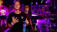Belgische dj scheert hoge toppen op Britse radio