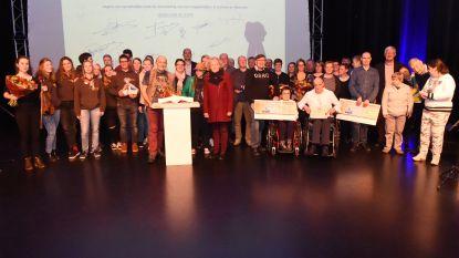 Prijs voor Inclusie gaat naar twee initiatieven dankzij ex aequo