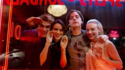 Populaire serie 'Riverdale' krijgt musical-spinoff