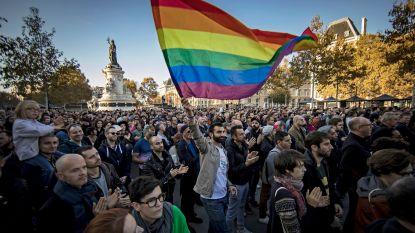 Frankrijk in de ban van sterk toenemend homofoob geweld