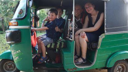 Jeeps, apen en lekker eten: Sandy beleefde een droomreis in Sri Lanka (mét de kinderen)