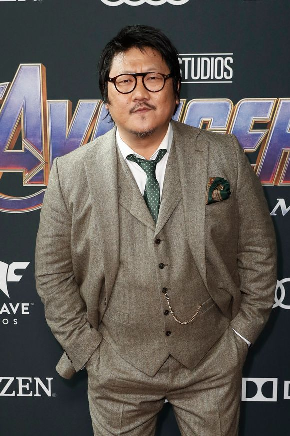 'Dr. Strange'-acteur Benedict Wong.