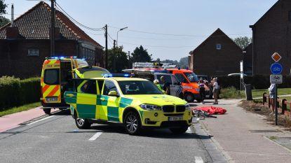 Fietser (47) sterft na botsing met SUV in Sint-Lievens-Houtem