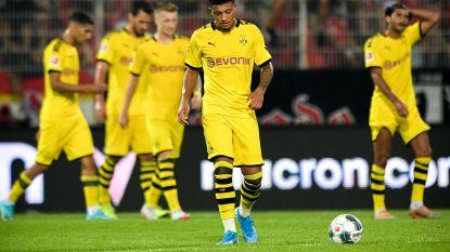Borussia Dortmund - zonder Witsel en Hazard - verrassend onderuit tegen promovendus Union Berlin