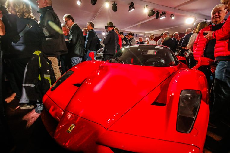Bonhams veiling Zoute Grand Prix: Ferrari Enzo: 1.506.000