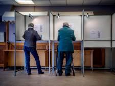 Kritisch geluid over politici in stembureaus